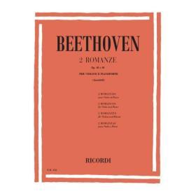 Beethoven - 2 romanze per violino e pianoforte