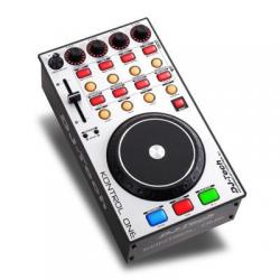 CONTROLLER MIDI-USB DJTECH KONTROL ONE