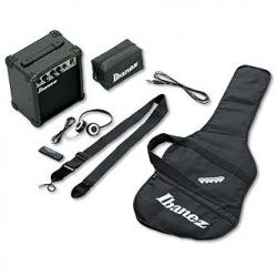 ELECTRIC GUITAR PACK IBANEZ IJRG200-BK