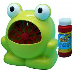 KARMA BUBBLE FROG - Bubble Machine a batteria