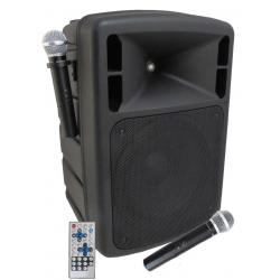 KARMA BM 895 - Diffusore amplificato con DVD