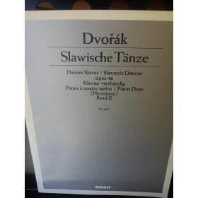 Dvorak – Slavische tanze opus 72