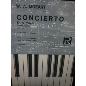 W.A.Mozart – Concierto