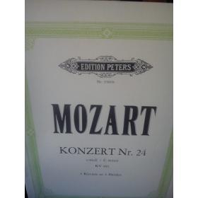 Mozart – Konzert nr 24