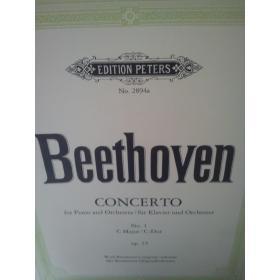 Beethoven – Concerto op 15