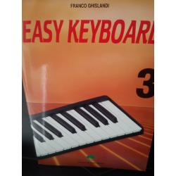 Franco Ghislandi – Easy keyboard vol 3