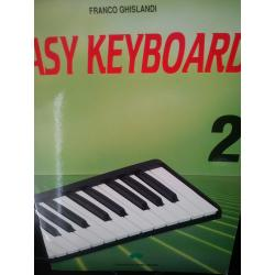 Franco Ghislandi – Easy keyboard vol 2