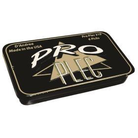 BOX METALLO PLETTRI D'ANDREA PRO PLECS 6 pz 346