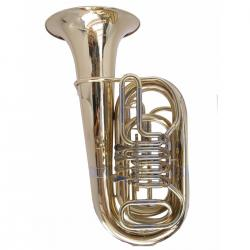 TUBA 4 VALVOLE STC-10G in DO SOUNDSATION GOLD