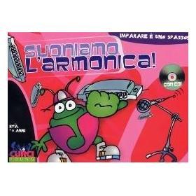 METODO CON CD SUONIAMO L'ARMONICA A BOCCA