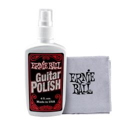 KIT GUITAR POLISH E PANNO IN MICROFIBRA ERNIE BALL 4222