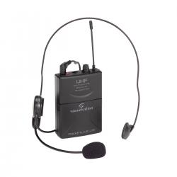 KIT HEADSET + TRASMETTITORE POCKET SOUNDSATION POCKETLIVE U16P-KIT
