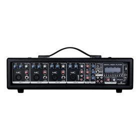 MIXER AMPLIFICATO SOUNDSATION PMX-4MKII CON MP3