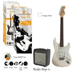 GUITAR PACK ELETTRICO SOUNDSATION ROCKER PACK VW