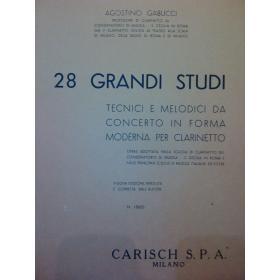 Agostino Gabucci – 28 grandi studi