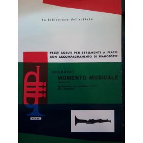 USATO: Schubert – momento musicale op 94 nr 3