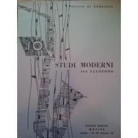 Olivio di Domenico – studi moderni