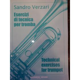 Sandro Verzari – Esercizi di tecnica della tromba