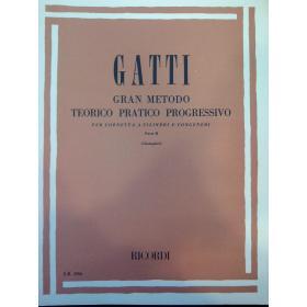 Gatti – Gran metodo teorico pratico progressivo parte 2
