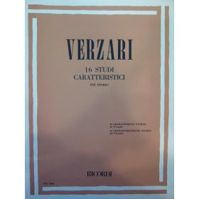 Verzari – 16 studi caratteristici