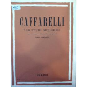 Caffarelli – 100 studi melodici