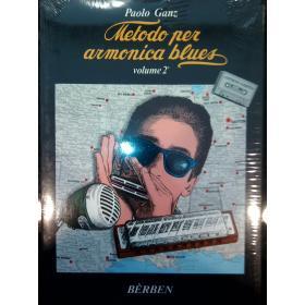USATO: Paulo Ganz – metodo per armonica blues volume 2