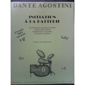 Dante Agostini – initiation a la batterie