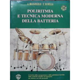 A.Marangolo – E.Di Bella – poliritmia e tecnica moderna della batteria