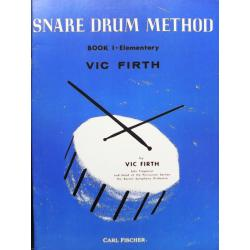 Vich Firth – Snare drum method book 1