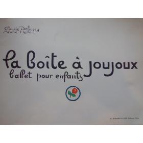USATO: Claude debussy – Andrè helle – la boite à joujoux