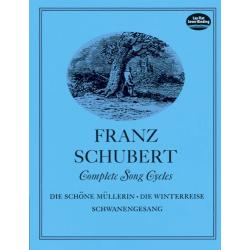 Schubert - Complete song Cycles