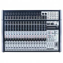 MIXER SOUNDSATION VIVO-20UFX