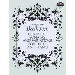 Beethoven - complete sonatas and var.for cello and piano