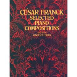 Franck - selected piano compositions