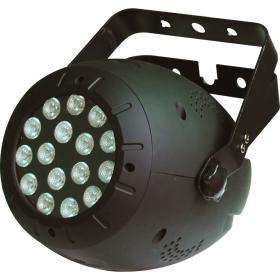 PROIETTORE LED SOUNDSATION PAR-3W-16
