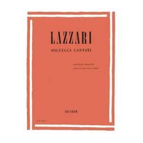 Lazzari - Solfeggi cantati