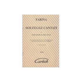 Farina - Solfeggi cantati