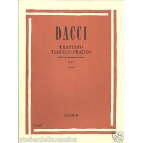 Dacci - trattato teorico - pratico parte 1