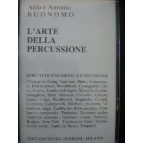 Buonomo - l'arte della percussione