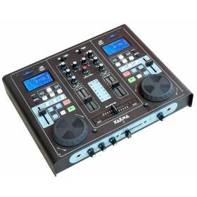 MX 4420USB - Mixer con lettori SD/USB