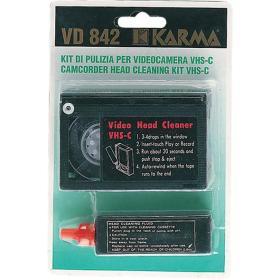 VD 842 - Pulisci testina Video VHS-C