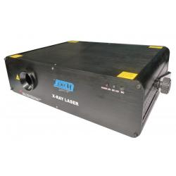 X RAY LASER - Laser RGB professionale 1200mW