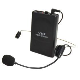MW 861LAV-B - Bodypack x BM 861MP3 frequenza 190,60
