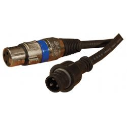 LPC CABLE OUT - Cavo DMX OUT waterproof