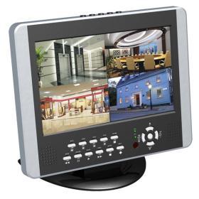 SEC 3582 - Monitor + DVR