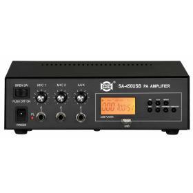 SA 450USB - Amplificatore 30W con Mp3