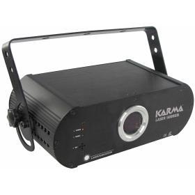 LASER 600RGB - Laser RGB con ILDA e SD