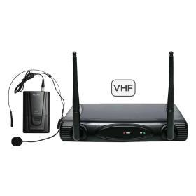 SET 6080LAV-C - Radiomicrofono VHF ad archetto