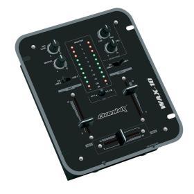 WAX 10 - Mixer stereo