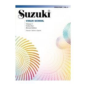 Shinichi Suzuki - Violin School (Vol. 2).